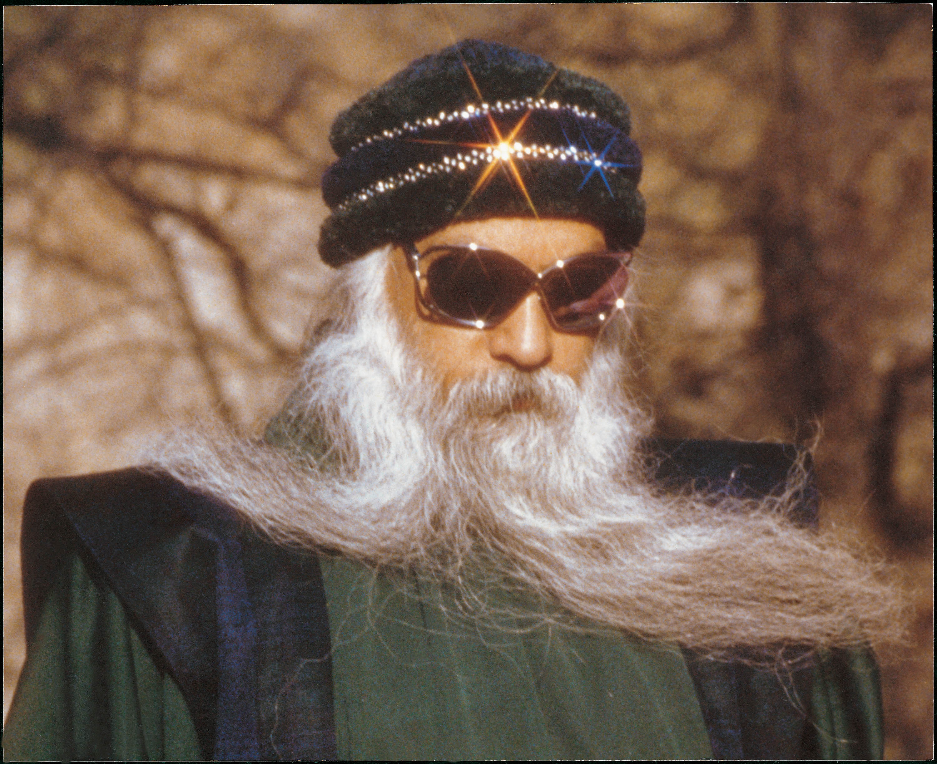 What did Osho die from